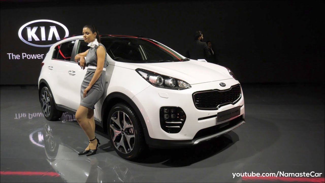 Kia Sportage GT-Line QL 2018 | Real-life review - YouTube