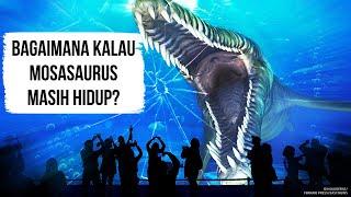 Apa yang Terjadi kalau Dinosaurus Laut Raksasa Mulai Mengejarmu?