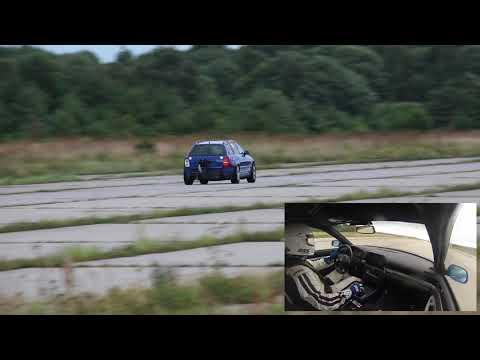 Gert Leisson Audi S4 1KM: 309 Mile: 353