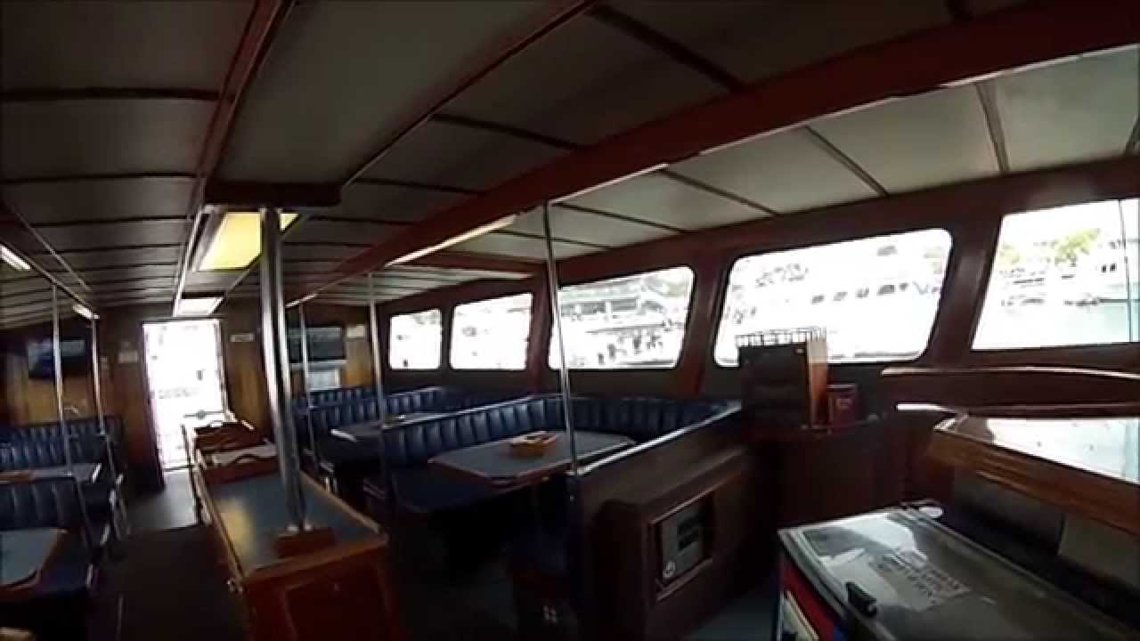 Sea Adventure 80 Virtual Tour H M Landing San Diego Youtube