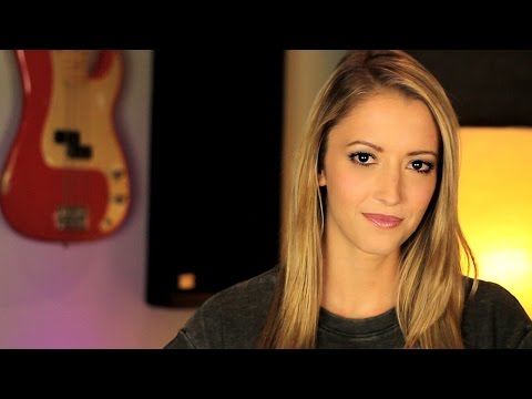 WONDERWALL - Oasis Acoustic Cover #ThrowbackThursday | Taryn Southern | Taryn Southern