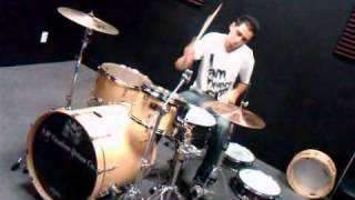 AJP Custom drums.