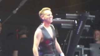 "Depeche Mode (Martin Gore)-""HigherLove""+""Shake the disease"" Prague 23/7-2013(part3)"