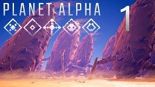 Planet Alpha - Прохождение игры на русском [#1] | PC