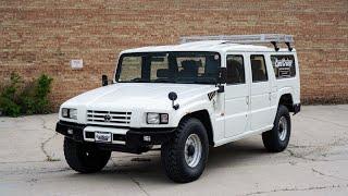 Civilian Toyota Mega Cruiser: …