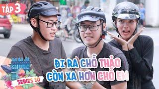 Ngôi Nhà Chung–Love House   Series 10–Tập 3: Đưa  2 em đi xa, trên con xe tay ga