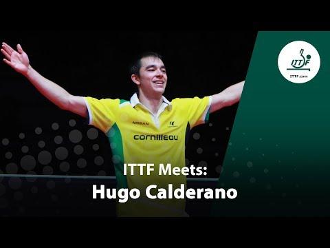 Exclusive Interview | Brazilian Table Tennis Star - Hugo Calderano!