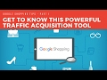 Google Shopping - Get to know this powerful traffic acquisition tool