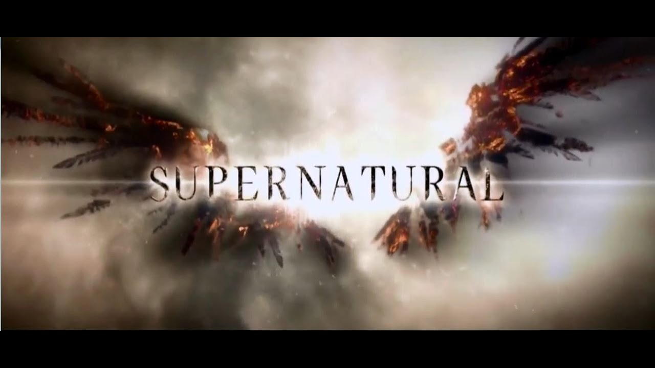 Supernatural mv on my own youtube - Supernatural season 8 title card ...