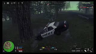 H1Z1: Battle Royale LMG Slaughter
