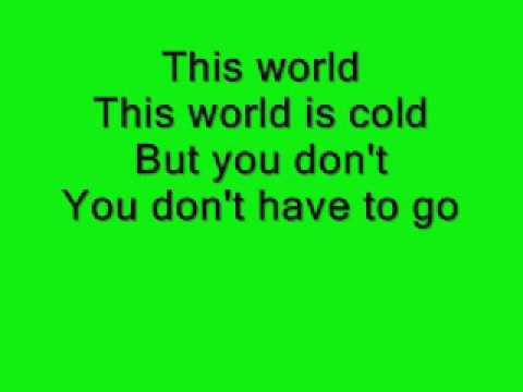 Good Charlotte Hold on lyrics
