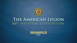 2019 American Legion Band Contest from Indianapolis Indiana