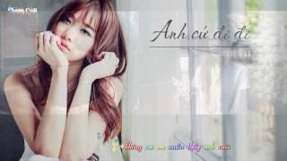 Mashup 31 Hit V- pop 2016 Rôn Vinh và Thảo Phạm-karaoke(sud)