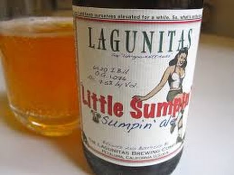Lagunitas Little Sumpin' Sumpin' Ale By Lagunitas Brewing Company | American Craft Beer Review