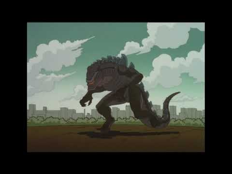 Godzilla: The Series BONUS Music Video -