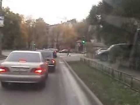 """Проезд к техцентру """"Автобам Восток"""" с ул. Большая Черкизовская"""