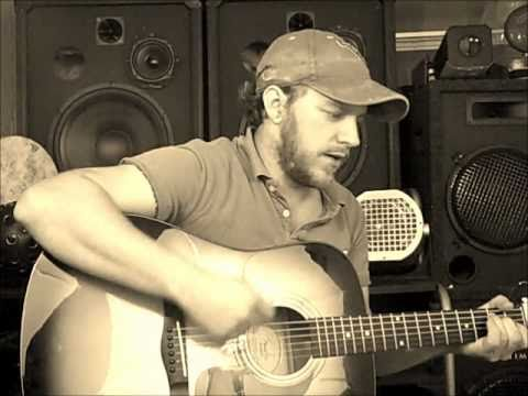 High Cost of Living - Jamey Johnson (Acoustic Cover by Matt Brewster)