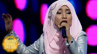 Merdunya Fatin Shidqia 'Jangan Kau Bohong' [Mega Konser Dunia] [10 Okt 2015]