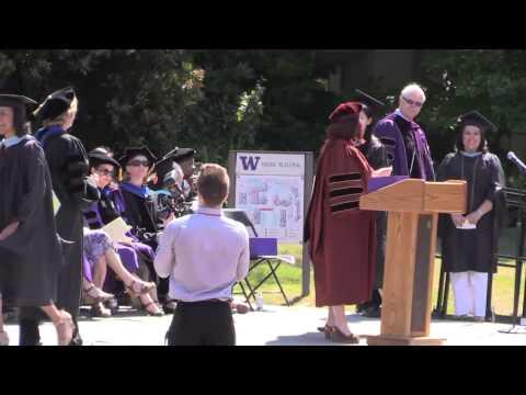 UW College Of Education Graduation 2015