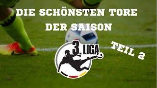 3. Liga | Die schönsten Tore der Saison 2018/19 - TEIL 2