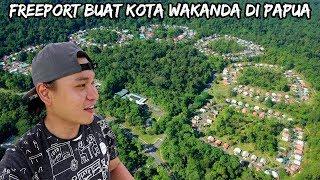 KIG 191| FREEPORT BUAT KOTA YANG SUPER KEREN DI TENGAH HUTAN!