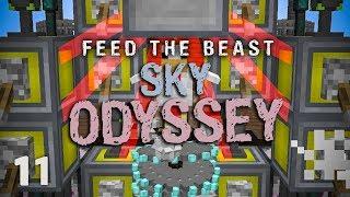 FTB Sky Odyssey Ep. 11 Supporter Server + Rftools Spawner