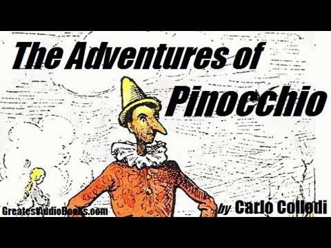 THE ADVENTURES OF PINOCCHIO - FULL AudioBook By Carlo Collodi | Greatest Audio Books