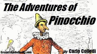 THE ADVENTURES OF PINOCCHIO - FULL AudioBook by Carlo Collodi | Greatest Audio Books