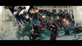 Отрывок из фильма - Трансформеры 3: Тёмная сторона Луны.