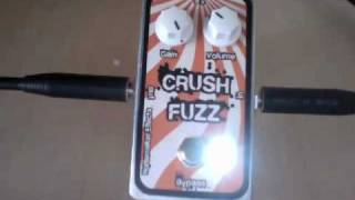 Noisemaker Effects Crush Fuzz Demo