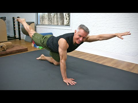 Pilates Mat Workout No Equipment Needed