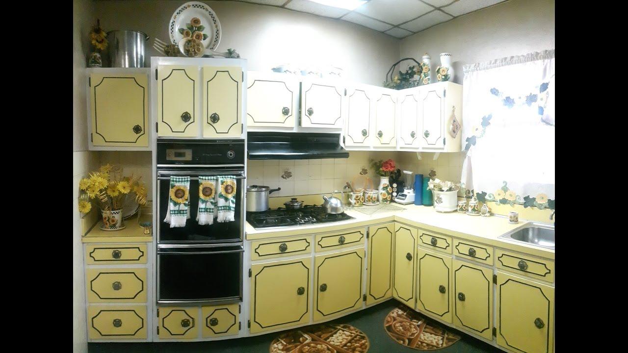 REMATE* - Set de Muebles de Cocina Completa - YouTube
