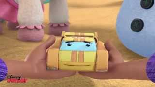 Doc McStuffins Goes McMobile! | Doc McStuffins | Disney Junior UK