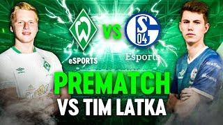 FIFA 19: TIM LATKA VS. MEGABIT | S04 VS. WERDER