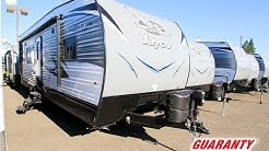 2018 Jayco Octane Super Lite 265 Toy Hauler Travel Trailer Video  • Guaranty.com