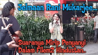 Suaranya mirip penyanyi dalam filem2 Hindustan..Dia berjaya dipujuk utk menyanyi...rupa2nya... MP3