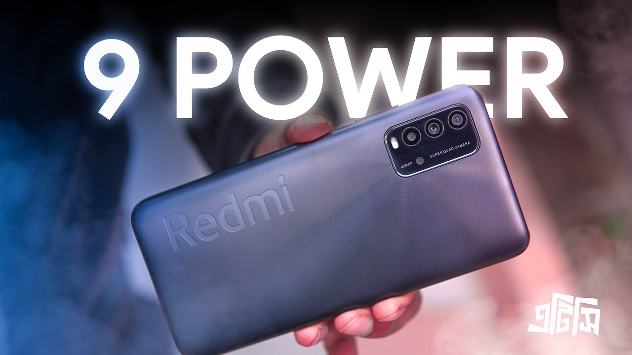 Redmi 9 Power Full Review   Better than POCO M3?