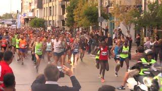 O 7ος Διεθνής Νυχτερινός Ημιμαραθώνιος Θεσσαλονίκης 2018 / Αφετηρία & Τερματισμός