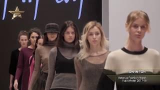 TON-IN-TON  Belarus Fashion Week Fall/Winter 2017-18 | From the Runway