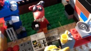 - Мультик 5 ночей с Фредди в Лего с русской озвучкой
