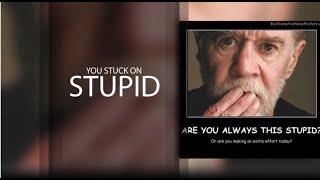 YOU STUCK ON STUPID (TGIM S9 E7)