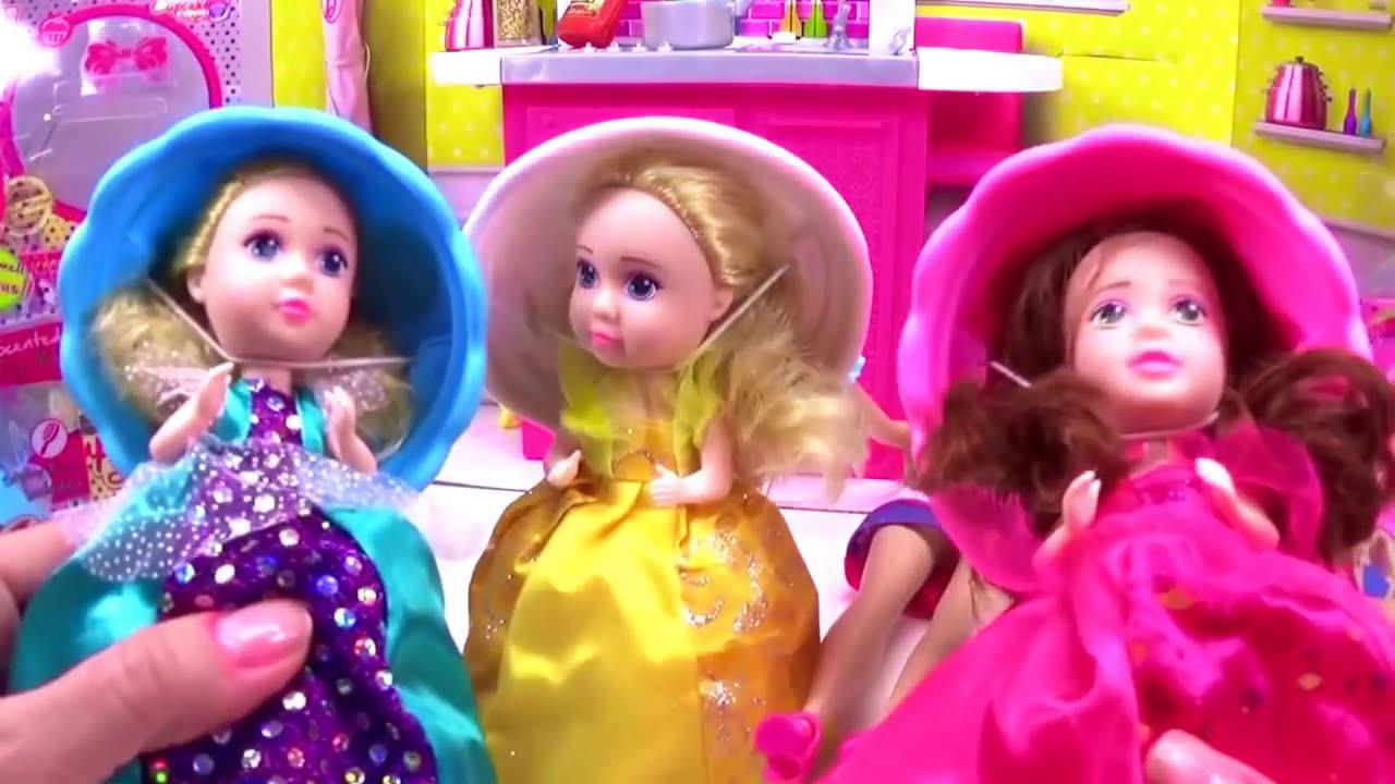 Barbie Masak Masak Youtube