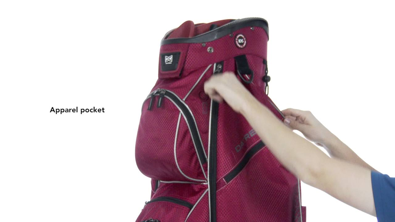 Datrek Cb Lite Cart Bag You