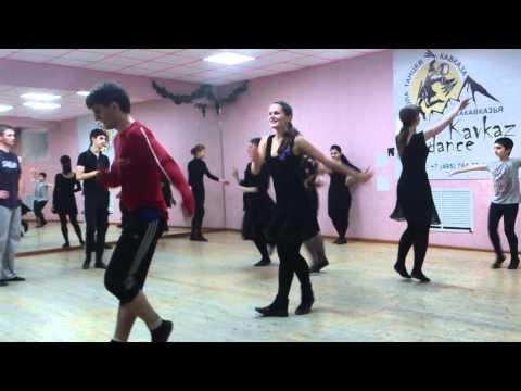 Школа Лезгинки, танцуют Шалахо!!!