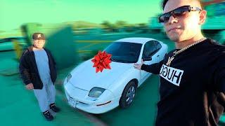 MI ABUELO ME REGALO MI PRIMER AUTO!!    ALFREDO VALENZUELA