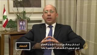 الحصاد- أبعاد زيارة عون للسعودية وقطر