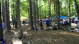 Stone Mtn Highland Games, South Downs SCA Demo, 10/15-16/11 #2