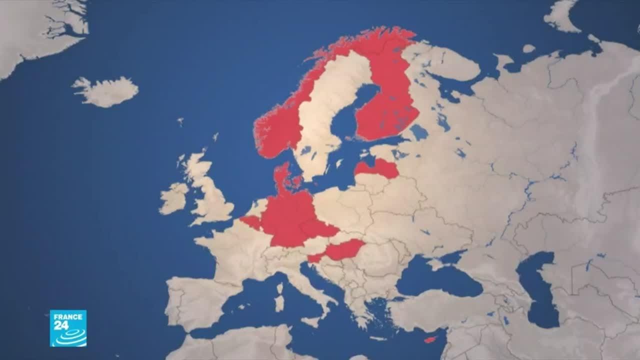 فيروس كورونا: قلق فرنسي بعد فرض ستة دول أوروبية قيودا على عبور حدودها  - 11:59-2021 / 2 / 26
