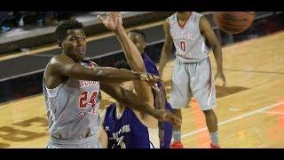 Justin Simon: Career College Basketball Highlights