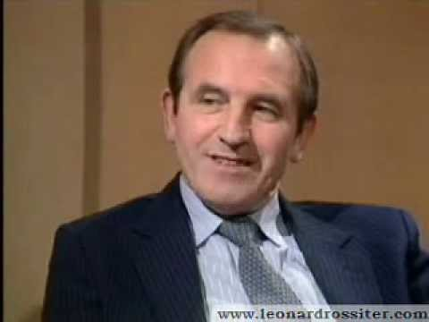 Russell Harty Show - Leonard Rossiter